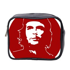 Chce Guevara, Che Chick Mini Travel Toiletry Bag (two Sides) by youshidesign