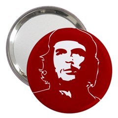 Chce Guevara, Che Chick 3  Handbag Mirror by youshidesign
