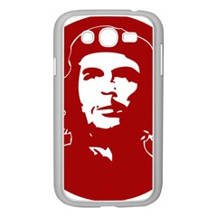 Chce Guevara, Che Chick Samsung Galaxy Grand Duos I9082 Case (white) by youshidesign