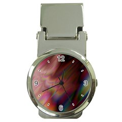 Prism Money Clip With Watch