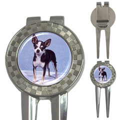 Chihuahua 3-in-1 Golf Divot by goodguywatches