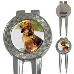 Dachshund 3-in-1 Golf Divot by goodguywatches