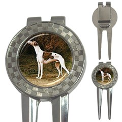 Greyhound 3-in-1 Golf Divot by goodguywatches