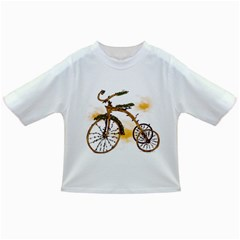 Tree Cycle Baby T Shirt by Contest1753604