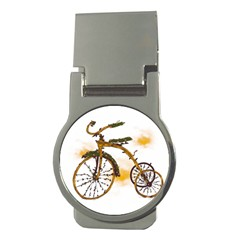 Tree Cycle Money Clip (round) by Contest1753604