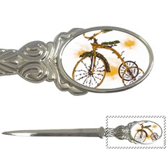 Tree Cycle Letter Opener by Contest1753604
