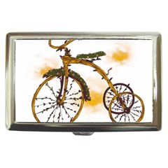 Tree Cycle Cigarette Money Case by Contest1753604