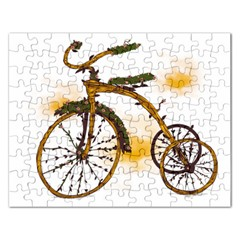 Tree Cycle Jigsaw Puzzle (rectangle) by Contest1753604