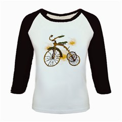 Tree Cycle Women s Long Cap Sleeve T Shirt by Contest1753604