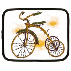 Tree Cycle Netbook Case (xxl)