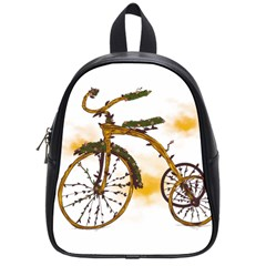 Tree Cycle School Bag (small) by Contest1753604