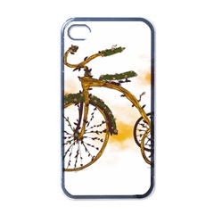 Tree Cycle Apple iPhone 4 Case (Black) by Contest1753604