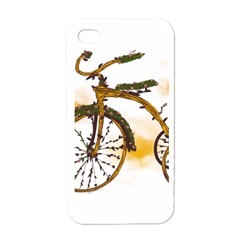 Tree Cycle Apple iPhone 4 Case (White) by Contest1753604