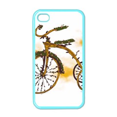 Tree Cycle Apple Iphone 4 Case (color) by Contest1753604