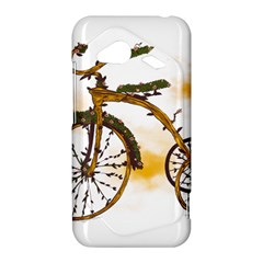 Tree Cycle HTC Droid Incredible 4G LTE Hardshell Case by Contest1753604