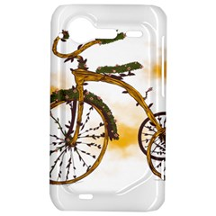 Tree Cycle HTC Incredible S Hardshell Case  by Contest1753604