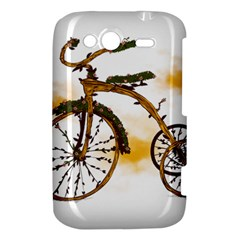Tree Cycle HTC Wildfire S A510e Hardshell Case by Contest1753604