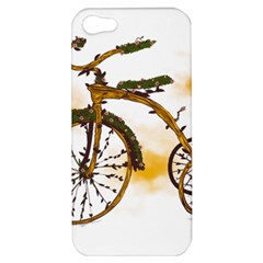 Tree Cycle Apple iPhone 5 Hardshell Case by Contest1753604