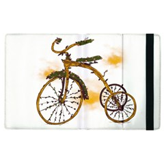Tree Cycle Apple Ipad 3/4 Flip Case by Contest1753604