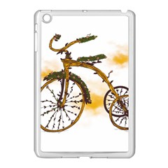 Tree Cycle Apple Ipad Mini Case (white) by Contest1753604