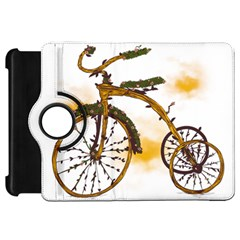 Tree Cycle Kindle Fire HD 7  Flip 360 Case by Contest1753604
