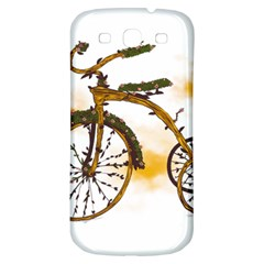 Tree Cycle Samsung Galaxy S3 S Iii Classic Hardshell Back Case by Contest1753604