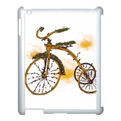 Tree Cycle Apple iPad 3/4 Case (White) by Contest1753604