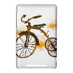 Tree Cycle Google Nexus 7 Hardshell Case by Contest1753604