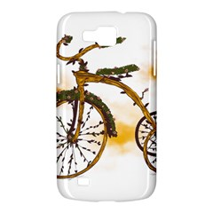 Tree Cycle Samsung Galaxy Premier I9260 Hardshell Case by Contest1753604