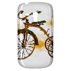 Tree Cycle Samsung Galaxy S3 Mini I8190 Hardshell Case by Contest1753604