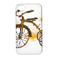 Tree Cycle Apple Iphone 4/4s Hardshell Case With Stand by Contest1753604