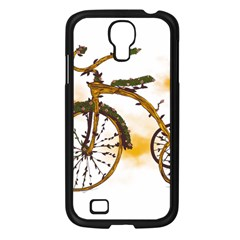Tree Cycle Samsung Galaxy S4 I9500/ I9505 Case (black) by Contest1753604