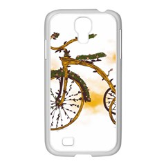 Tree Cycle Samsung Galaxy S4 I9500/ I9505 Case (white) by Contest1753604
