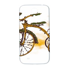 Tree Cycle Samsung Galaxy S4 I9500/i9505  Hardshell Back Case