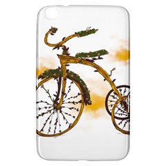 Tree Cycle Samsung Galaxy Tab 3 (8 ) T3100 Hardshell Case  by Contest1753604