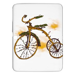 Tree Cycle Samsung Galaxy Tab 3 (10.1 ) P5200 Hardshell Case  by Contest1753604