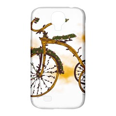 Tree Cycle Samsung Galaxy S4 Classic Hardshell Case (pc+silicone) by Contest1753604