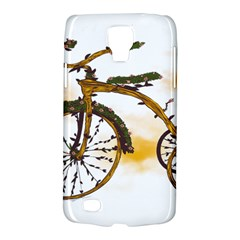 Tree Cycle Samsung Galaxy S4 Active (i9295) Hardshell Case by Contest1753604