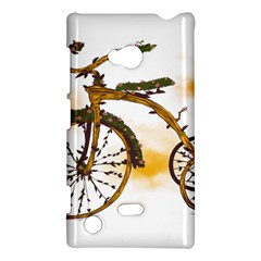 Tree Cycle Nokia Lumia 720 Hardshell Case by Contest1753604