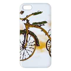 Tree Cycle Iphone 5s Premium Hardshell Case by Contest1753604