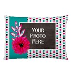 Color Splash Pillow Case 2