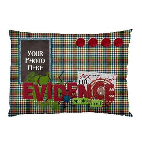 Learn Discover Explore Pillowcase By Lisa Minor   Pillow Case   7a3wwfyrn5mt   Www Artscow Com 26.62 x18.9 Pillow Case