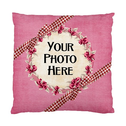 Sweetie Cushion By Lisa Minor   Standard Cushion Case (one Side)   1m4beqcqiurq   Www Artscow Com Front