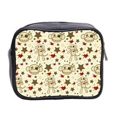 Voodoo Pattern Toiletries   Mini By Stacey Jean   Mini Toiletries Bag (two Sides)   R3ihzehebsxj   Www Artscow Com Back