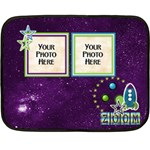 Space Blanket - Fleece Blanket (Mini)