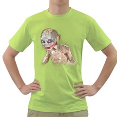 Why So Precious? Mens  T Shirt (green) by Contest1741955