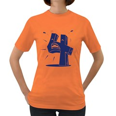 4 Crying Out Loud Womens' T Shirt (colored) by Contest1732250