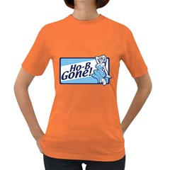 Be Gone Womens' T Shirt (colored)