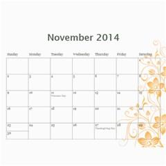 Berrett Calendar 2013 By Sheri Mueller   Wall Calendar 11  X 8 5  (12 Months)   8i4aiho4mf6t   Www Artscow Com Nov 2014