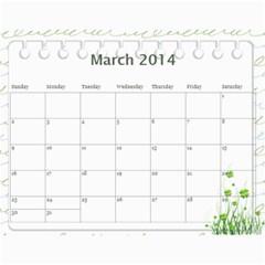 Berrett Calendar 2013 By Sheri Mueller   Wall Calendar 11  X 8 5  (12 Months)   8i4aiho4mf6t   Www Artscow Com Mar 2014
